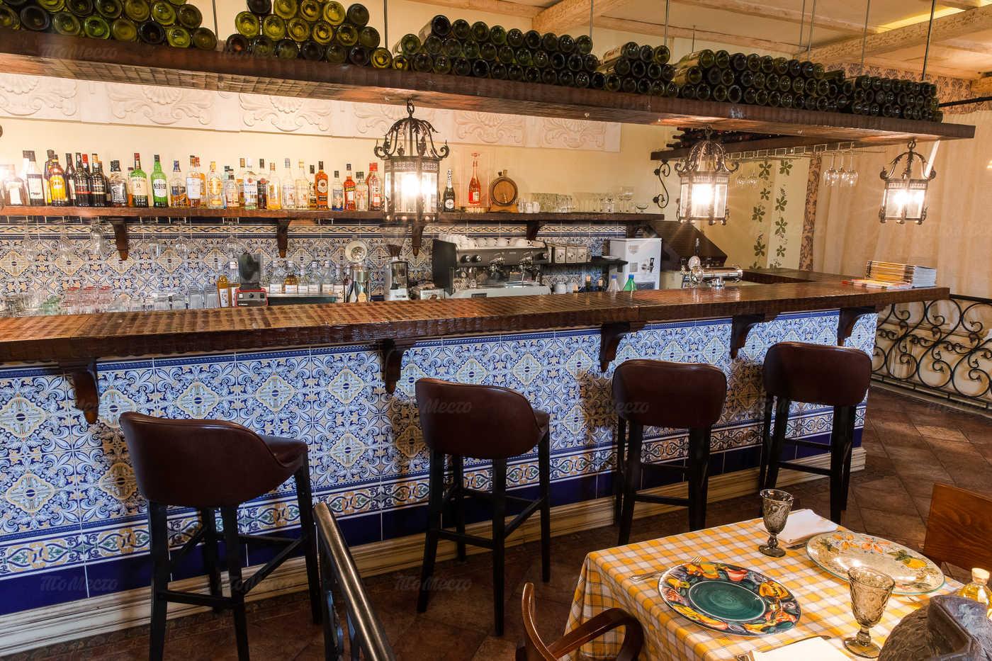 Ресторан Бенвенуто на Сретенском бульваре фото 13