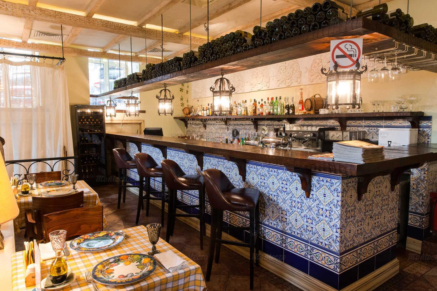 Ресторан Бенвенуто на Сретенском бульваре