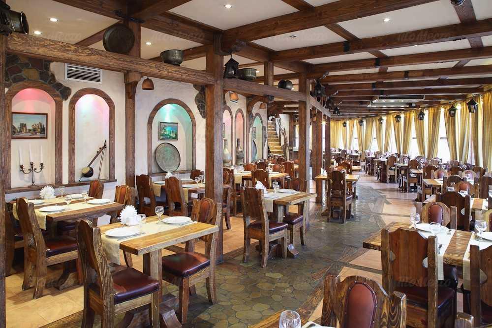 Меню ресторана Бакинский бульвар на проспекте Андропова
