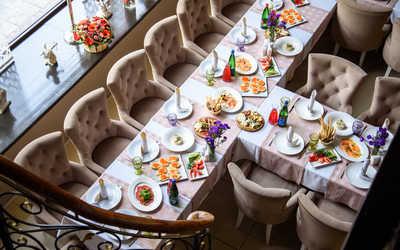 Банкетный зал кафе Де Марко (De Marco) на Садовой-Триумфальной улице фото 2