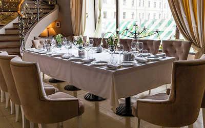 Банкетный зал кафе De Marco на Садовой-Триумфальной улице фото 1