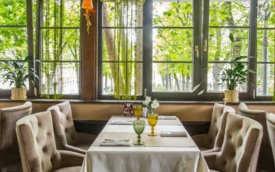 Банкетный зал кафе Де Марко Соло на улице Петровка фото 3