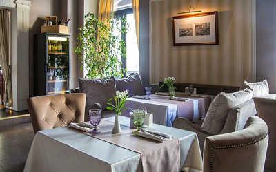 Банкетный зал кафе Де Марко (De Marco) на проспекте Мира фото 3