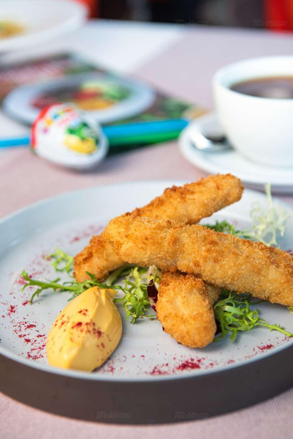 Меню кафе Де Марко (De Marco) на Смоленской-Сенной площади фото 6
