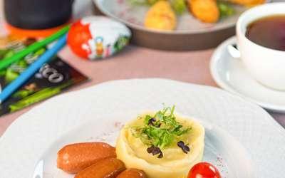 Меню кафе Де Марко (De Marco) на Смоленской-Сенной площади фото 2