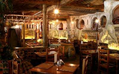 Банкетный зал ресторана Киш-Миш на Мичуринском проспекте