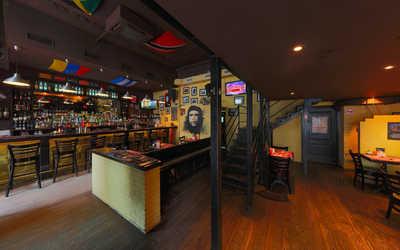 Банкетный зал бара Cuba Libre на улице Кузнецкий Мост фото 3