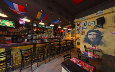 Банкетный зал бара Cuba Libre на улице Кузнецкий Мост фото 1