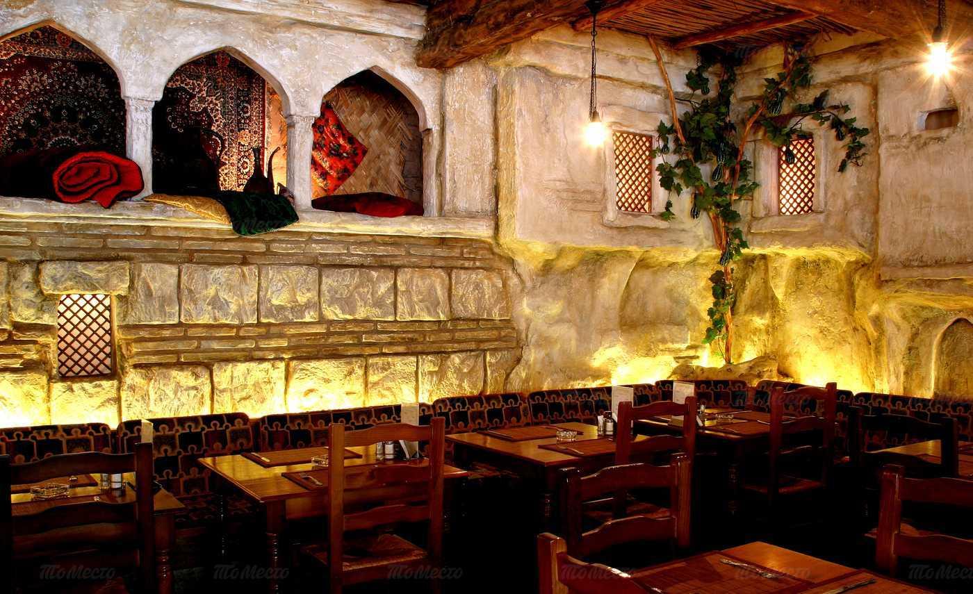 Меню ресторана Киш-Миш (Чайхана Киш-Миш) в МКАД 21 километр (внутр.)
