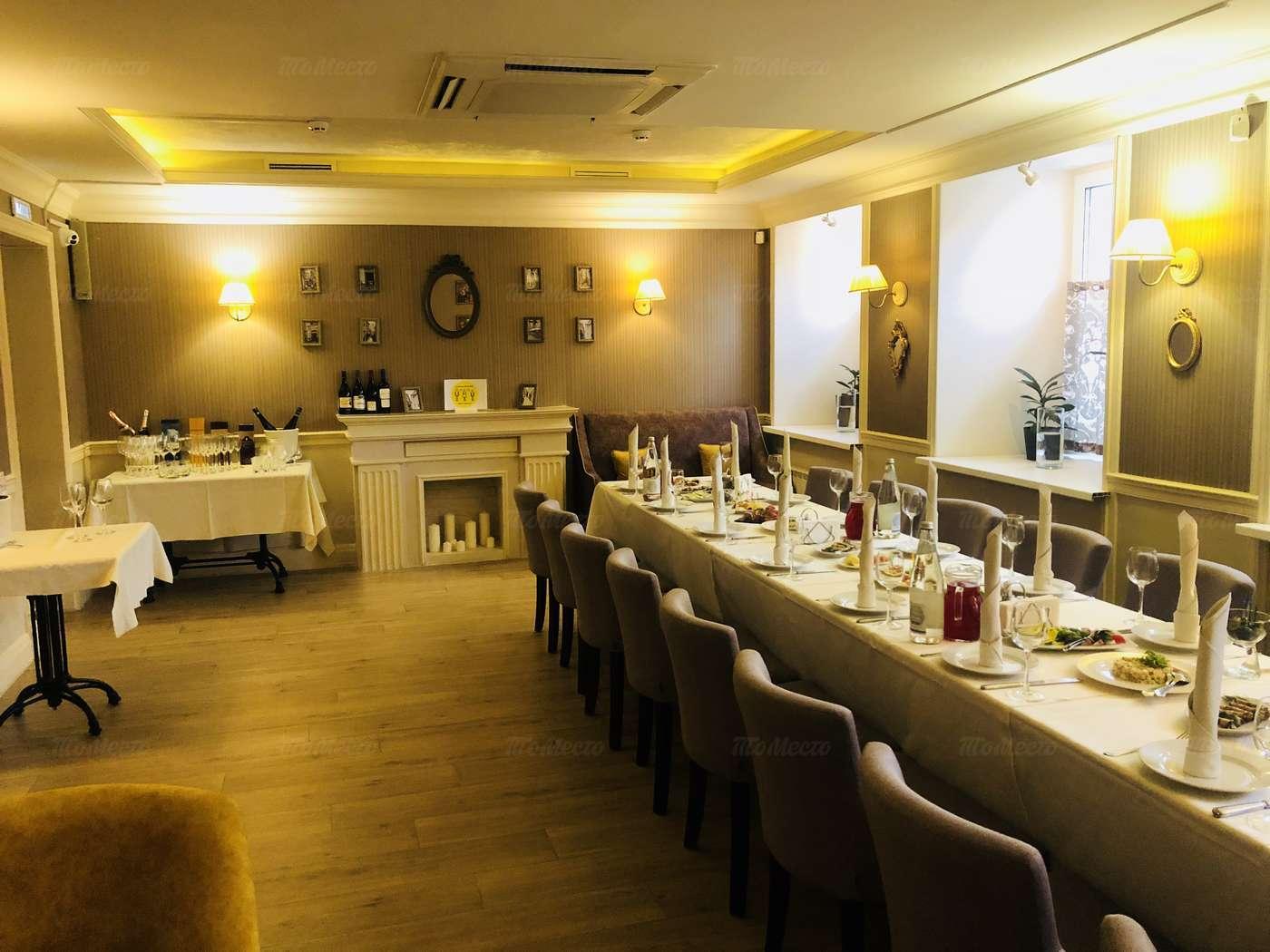 Ресторан Semplice (Траттория Семпличе) на улице Чаплыгина фото 20