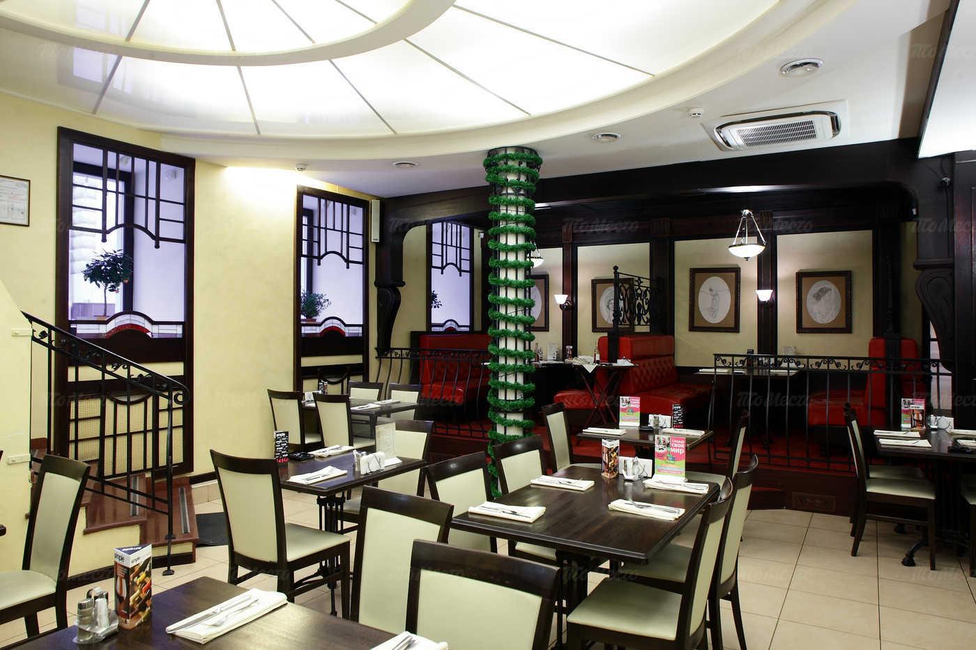 Ресторан Semplice (Траттория Семпличе) на улице Чаплыгина фото 15