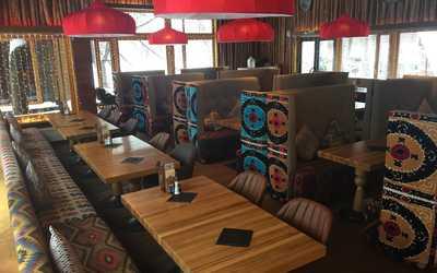 Банкетный зал ресторана Чайхона №1 Тимура Ланского на Лодочной улице фото 2