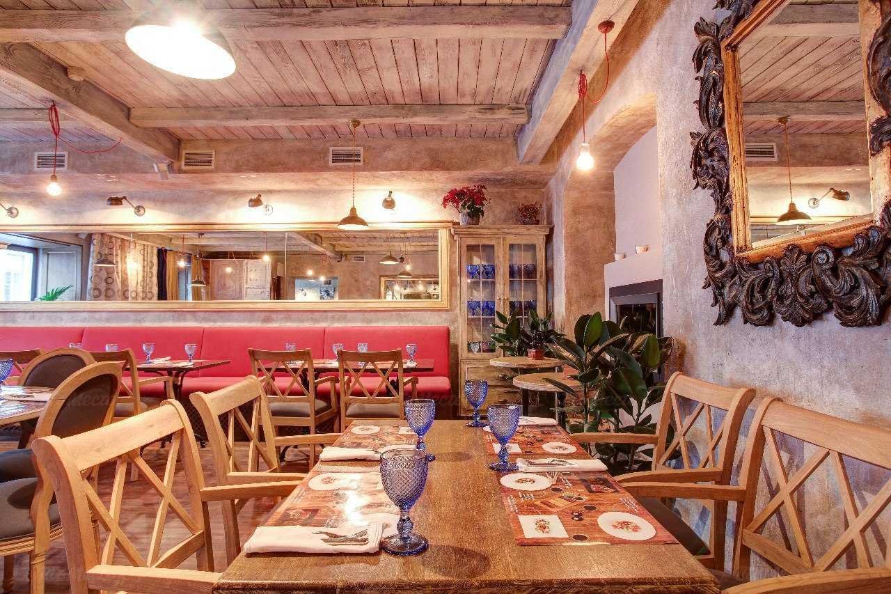 Ресторан Фриманс (Freeman's) на Казанской улице фото 4