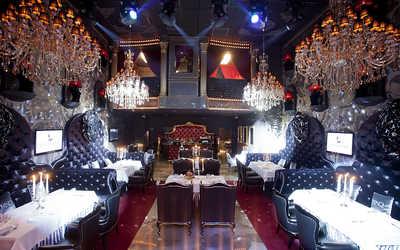 Банкетный зал ресторана Лучано (Lucianno) на Невском проспекте