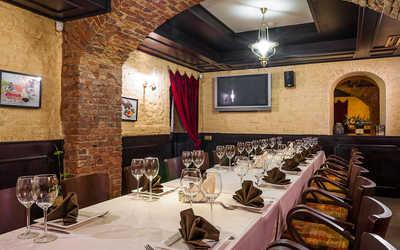 Банкетный зал ресторана Аджабсандал на улице Белинского фото 2