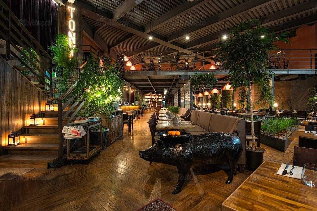 Меню ресторана Тони Китчен (Tony's Kitchen) на Малом проспекте В.О.