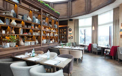 Банкетный зал ресторана Фазенда на проспекте Культуры фото 1