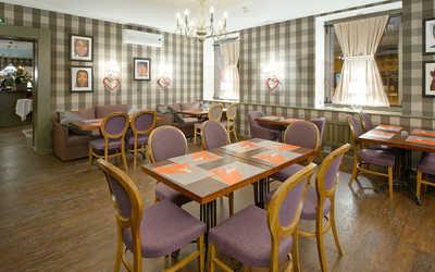 Банкетный зал ресторана, стейк-хауса Bullhouse (Буллхаус) на Среднем проспекте В.О. фото 2