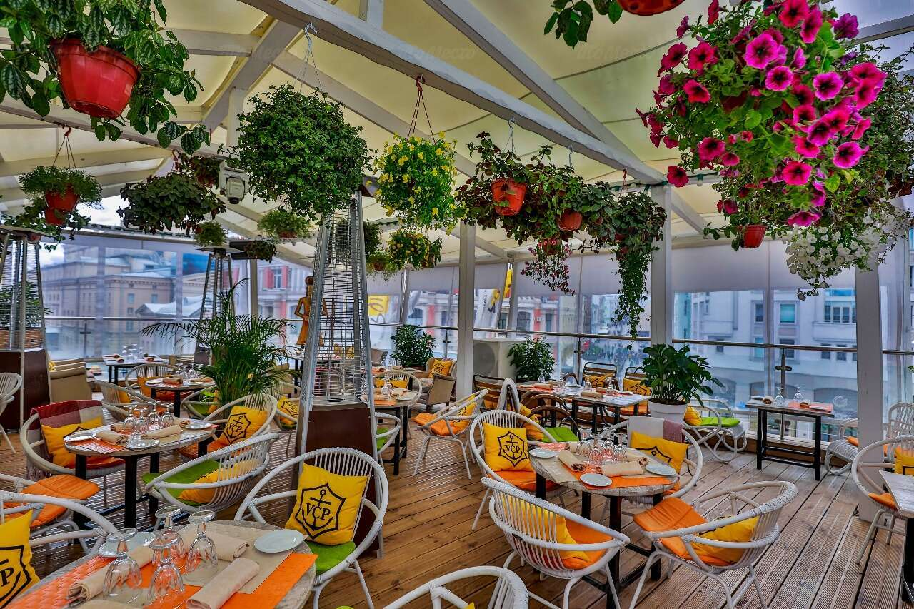 Ресторан Chips (Чипс) на Кузнецком мосту фото 24