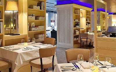 Банкетный зал ресторана Балчуг 5 (бывш. GQ bar) на улице Балчуг