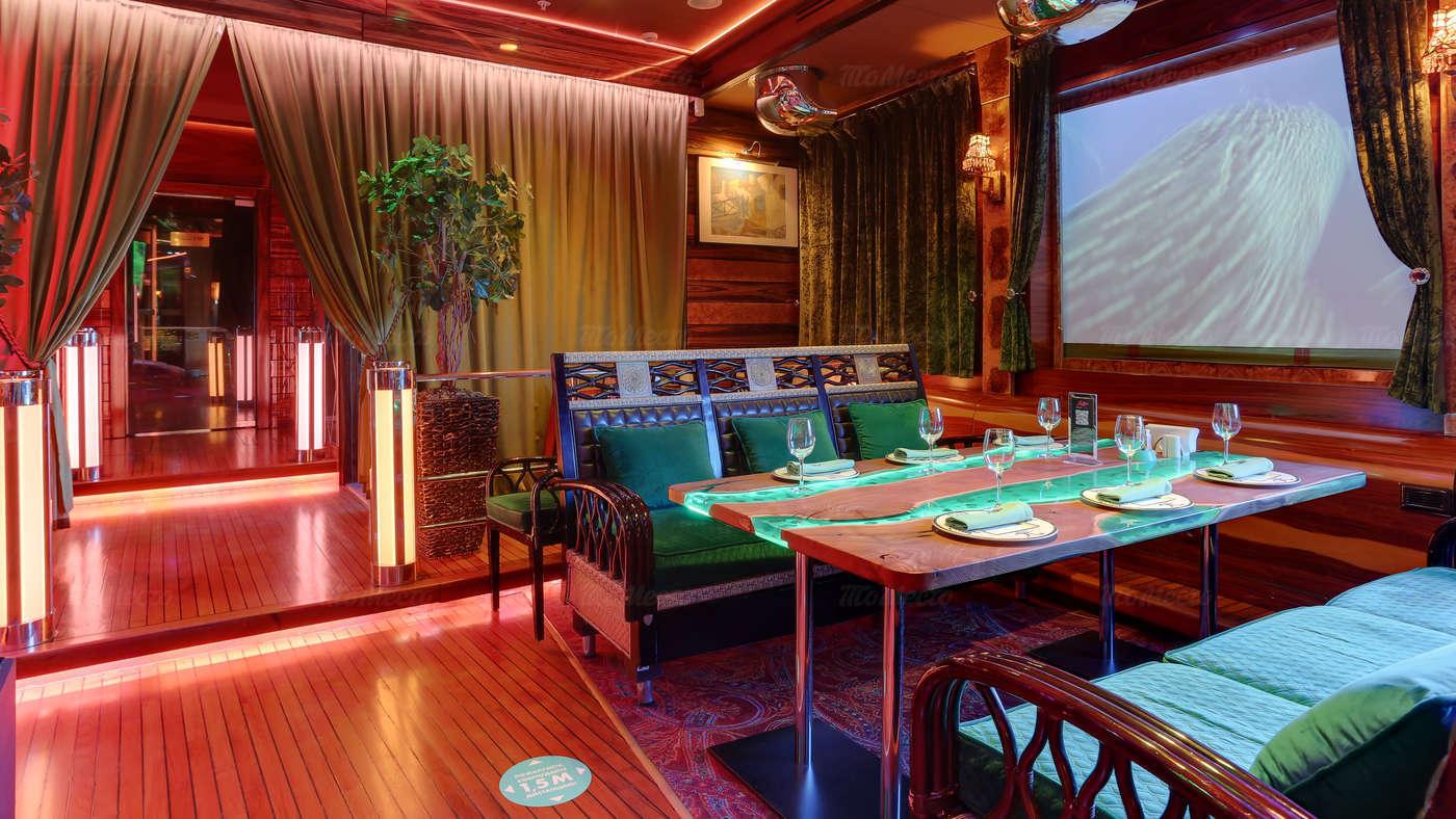 Ресторан Лодка на Новинском бульваре фото 8