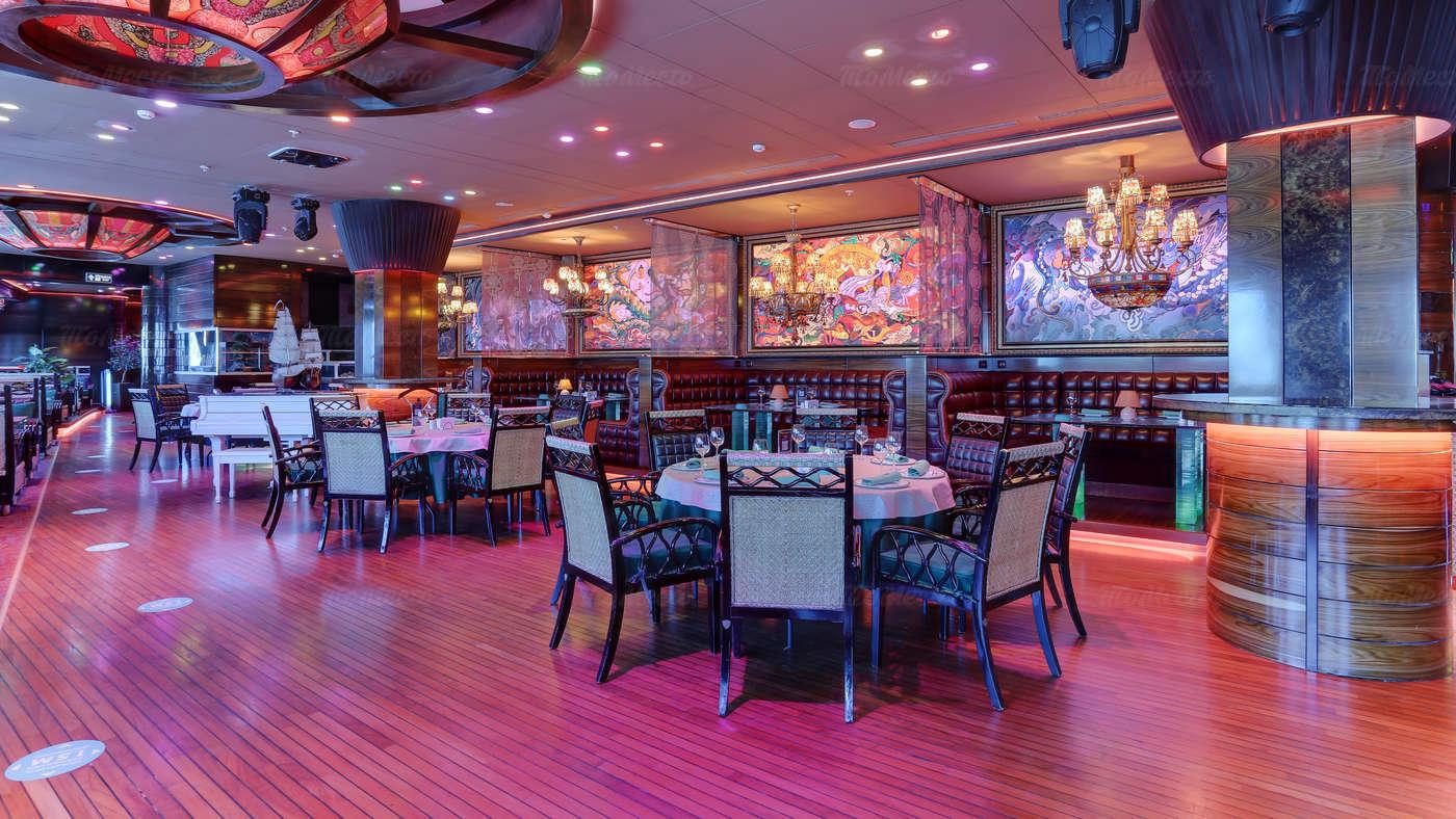 Ресторан Лодка на Новинском бульваре фото 15
