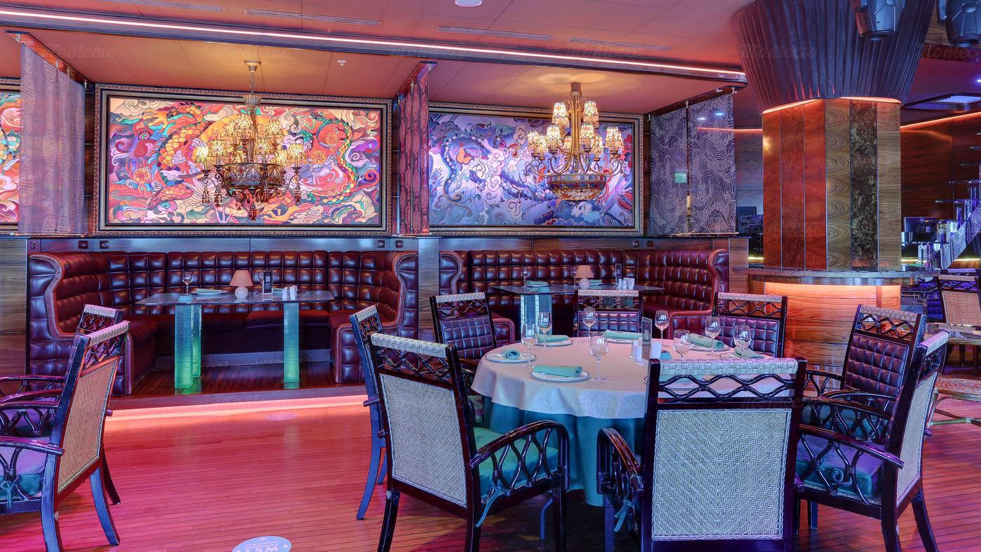 Ресторан Лодка на Новинском бульваре фото 13