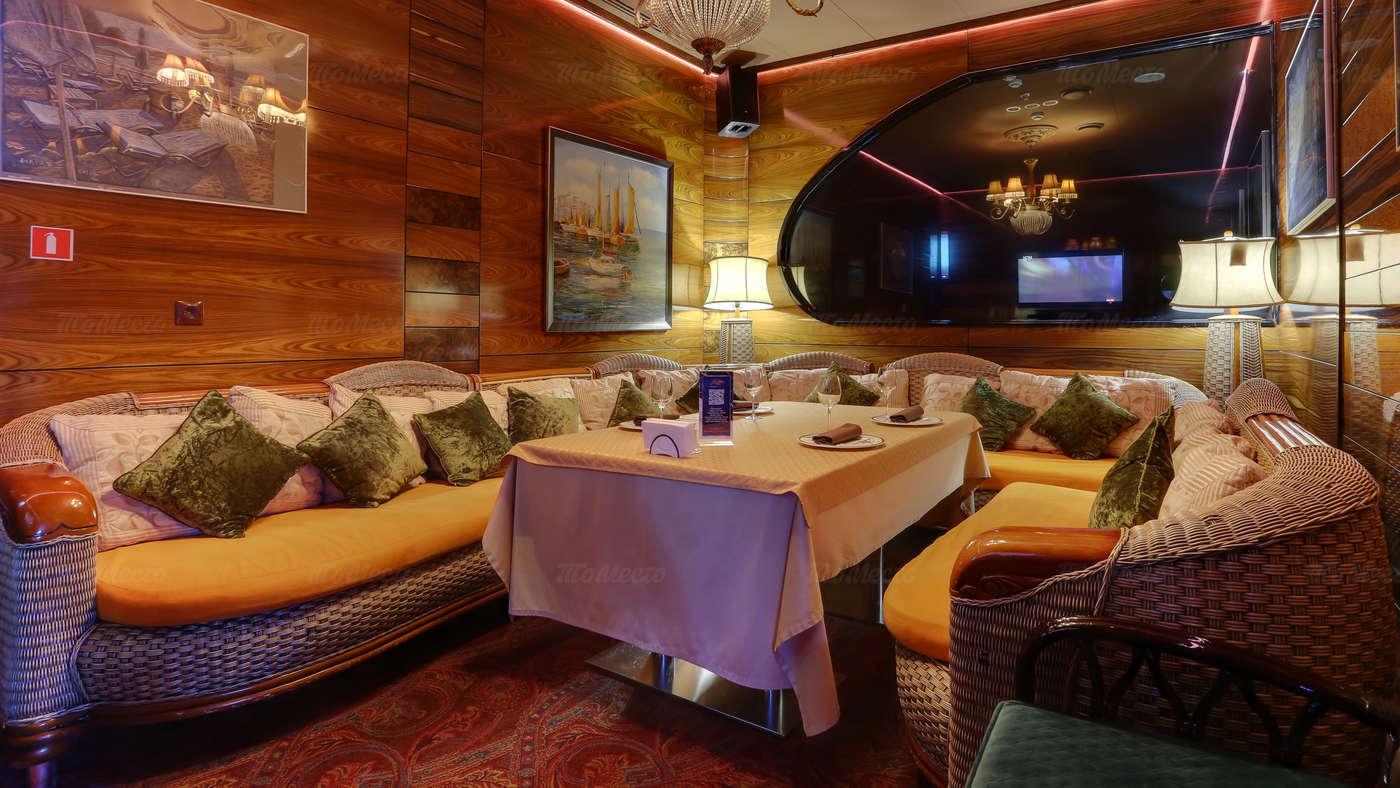 Ресторан Лодка на Новинском бульваре фото 12