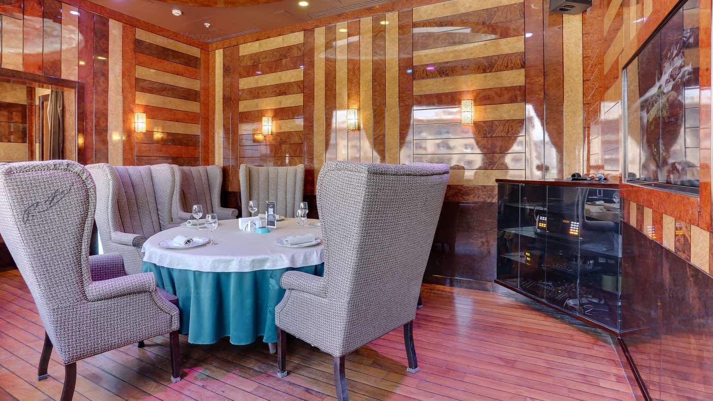 Ресторан Лодка на Новинском бульваре фото 6
