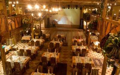 Банкетный зал ресторана Бакинский дворик на Русаковской улице фото 1