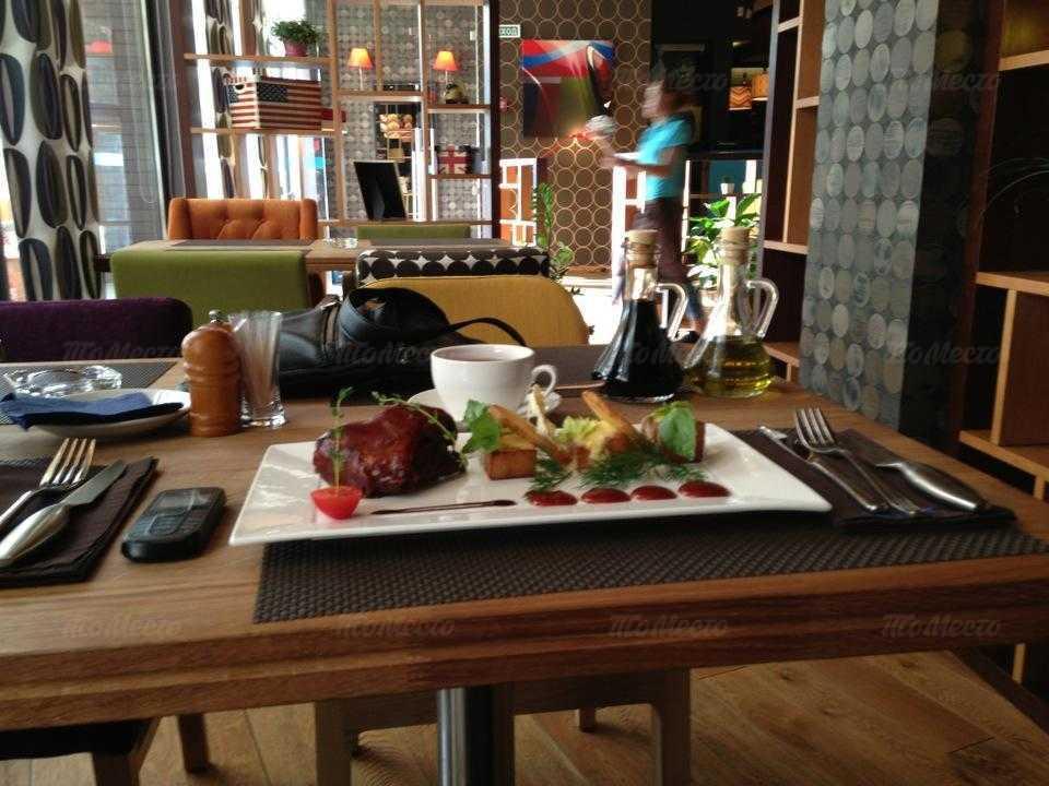 Ресторан Twiggy (Твигги) на Выборгском шоссе фото 3