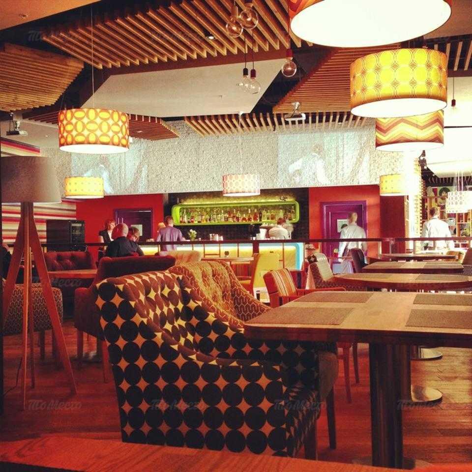 Ресторан Twiggy (Твигги) на Выборгском шоссе фото 6