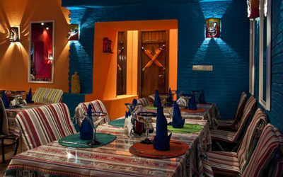 Банкетный зал ресторана Манито (Manito) на Тверской улице фото 1
