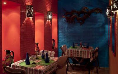 Банкетный зал ресторана Манито (Manito) на Тверской улице фото 2