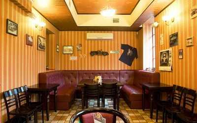 Банкетный зал паба Паб номер один (Pub №1) на Чкаловском проспекте