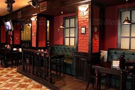 Меню паба Паб номер один (Pub №1) на Чкаловском проспекте