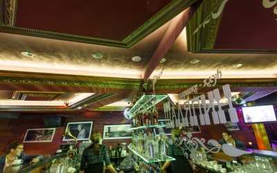 Банкетный зал бара Шаляпин караоке-клуб на проспекте Просвещения фото 2