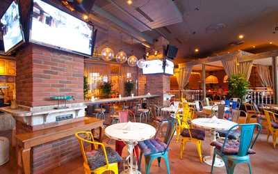 Банкетный зал ресторана Прожектор на Славянской площади