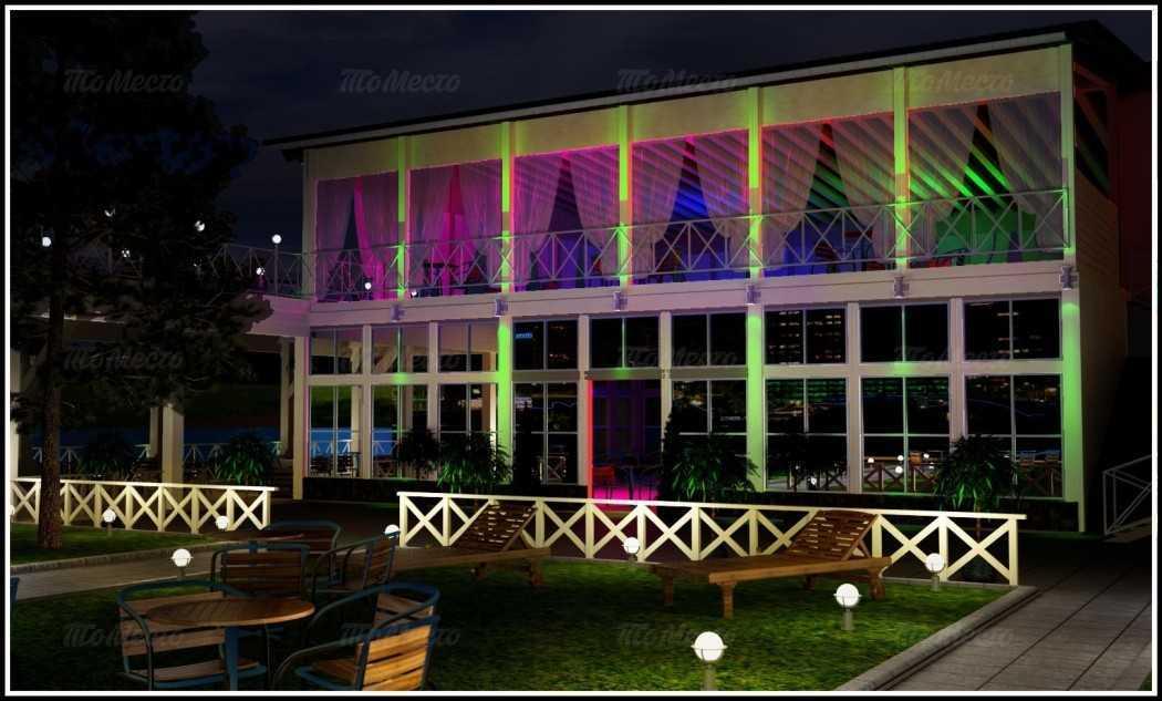 Меню ночного клуба, ресторана МЁD (Мёд) на Южной улице