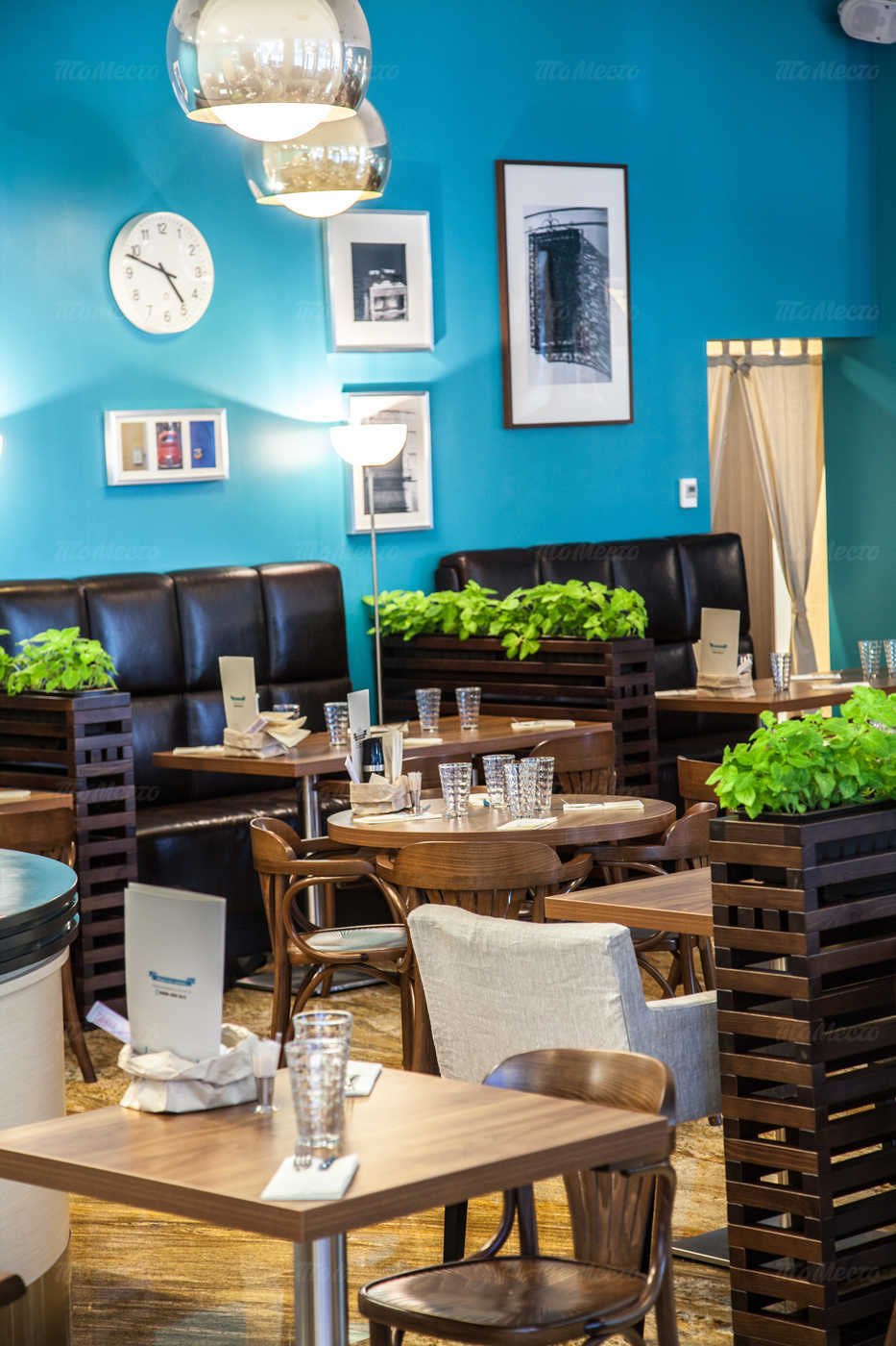 Меню кафе Кафе 64 (CAFFE 64) на Малоохтинском проспекте