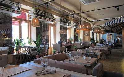 Банкетный зал бара, кафе, ресторана Библиотека (Biblioteka) на Невском проспекте фото 2