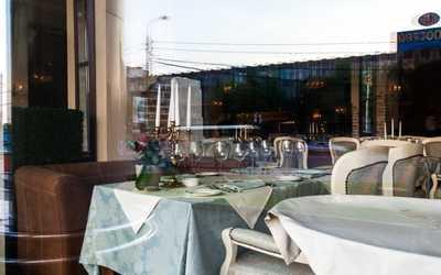 Банкетный зал ресторана La Panorama (Ля Панорама) на Севастопольском проспекте