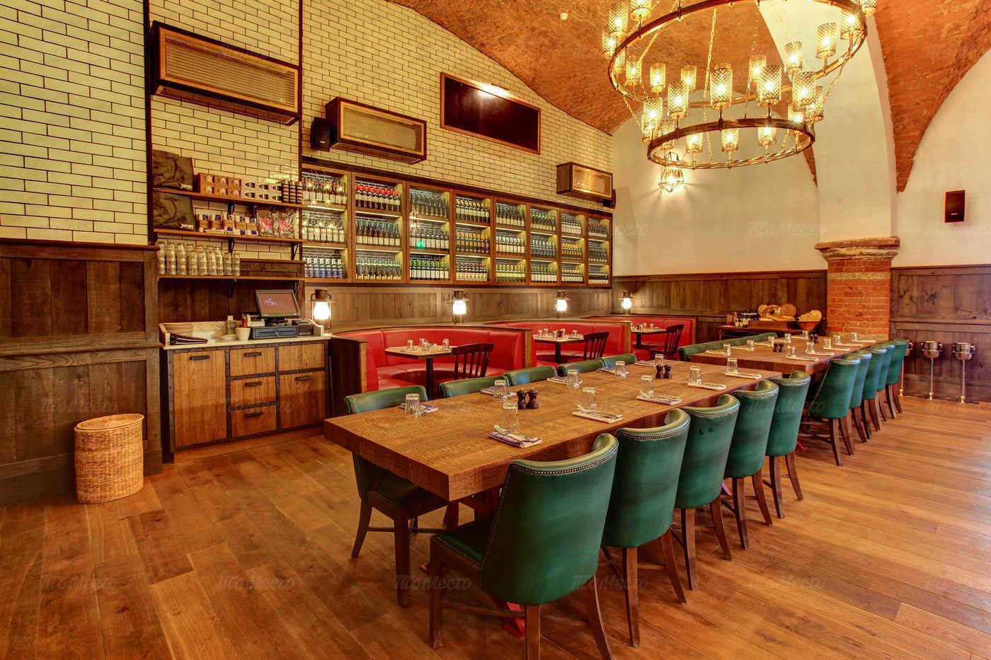 Ресторан Jamie's Italian (Джеймис Италиан) на Конюшенной площади фото 7