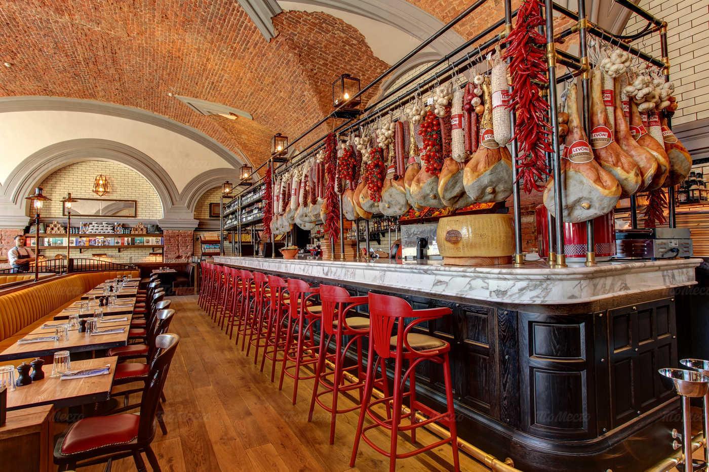 Ресторан Jamie's Italian (Джеймис Италиан) на Конюшенной площади