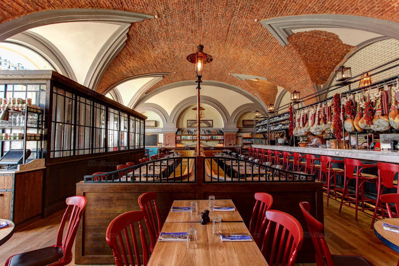 Ресторан Jamie's Italian (Джеймис Италиан) на Конюшенной площади фото 6