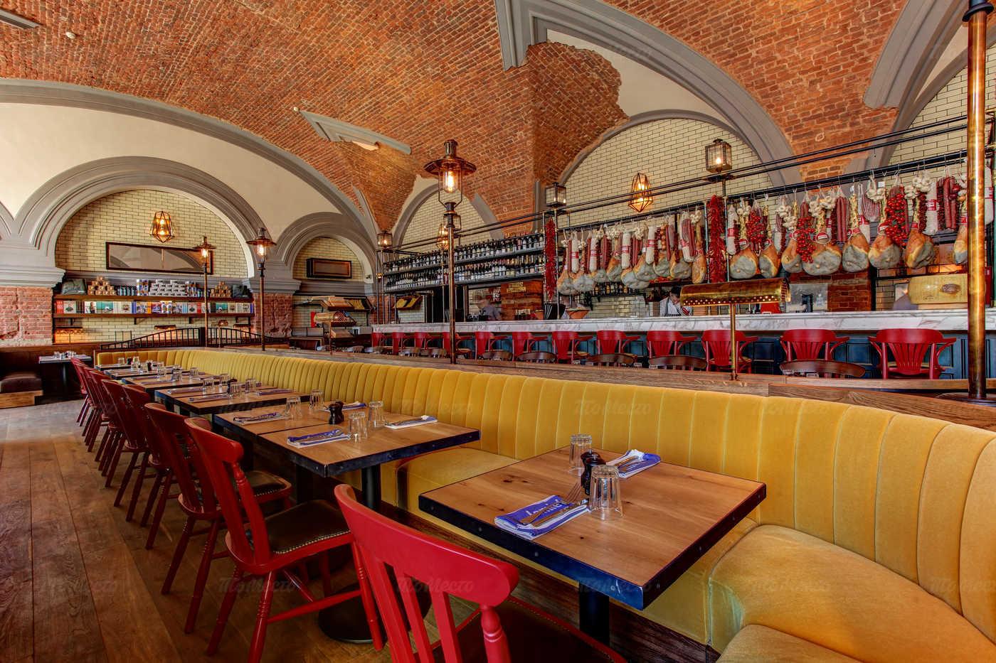 Ресторан Jamie's Italian (Джеймис Италиан) на Конюшенной площади фото 3