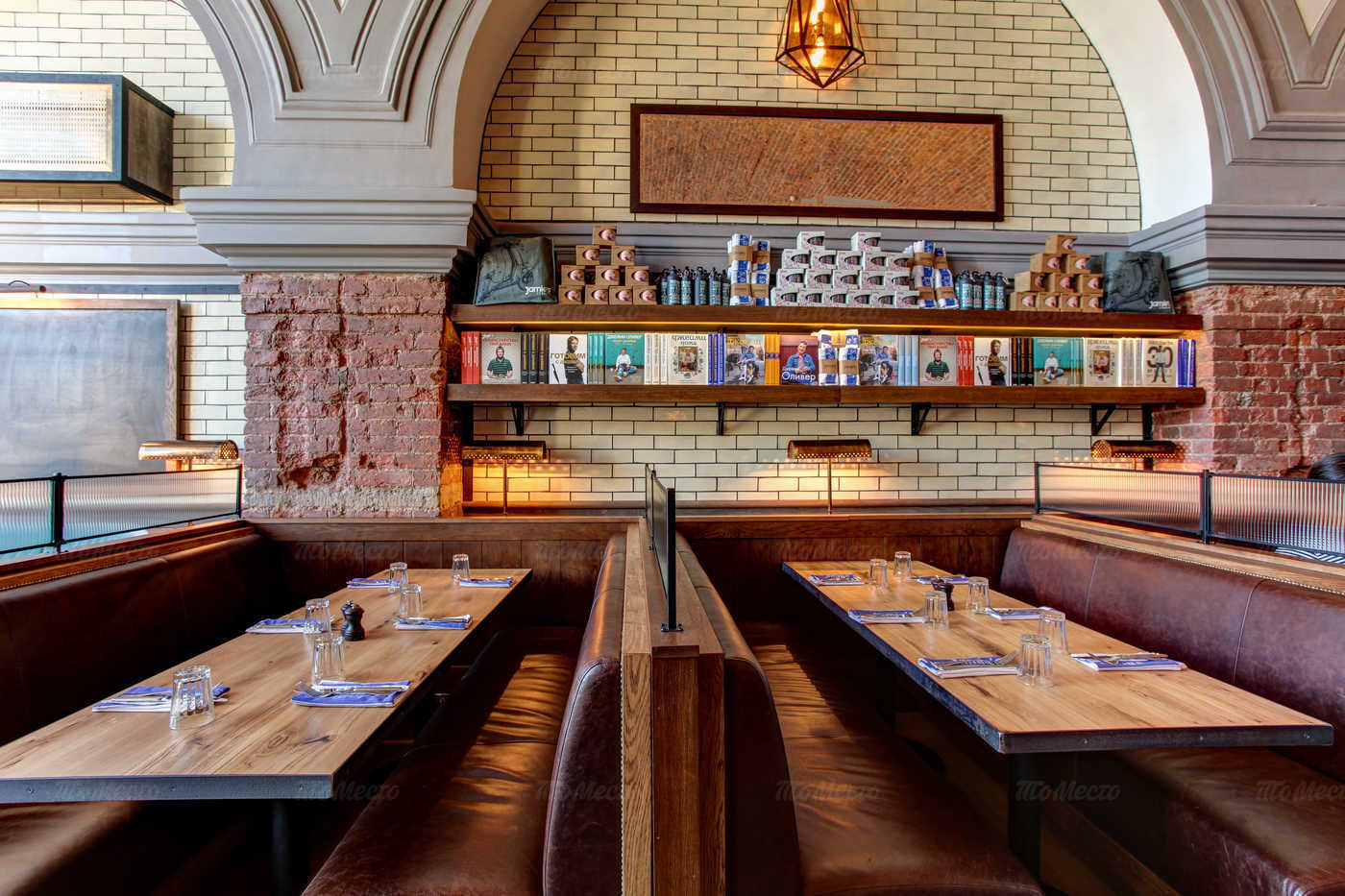 Ресторан Jamie's Italian (Джеймис Италиан) на Конюшенной площади фото 8