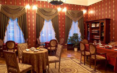 Банкетный зал ресторана Бельэтаж (Bel'etage) на Кожевнической улице фото 3