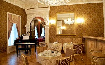 Банкетный зал ресторана Бельэтаж (Bel'etage) на Кожевнической улице фото 2