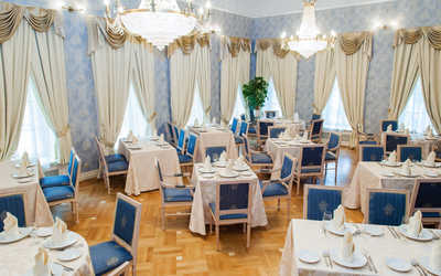 Банкетный зал ресторана Бельэтаж (Bel'etage) на Кожевнической улице фото 1